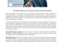 Real ERP Software