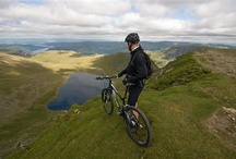 Cycling in Eden / Riding a bike over rolling terrain on quiet rural roads and bridleway tracks is an exhilarating way to enjoy Eden's epic scenery. The Eden Valley and Orton Fells, spread as they are between the tougher terrain of the Lake District and North Pennines, are especially good for circular rides from places like Penrith, Appleby and Kirkby Stephen market towns, which are all accessible by train too. Higher altitude Alston offers adventurous outings for the more experienced cyclist.