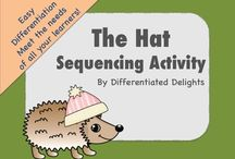 Book Companions & Ideas for SLPs / Activities, games and ideas based on children's books.
