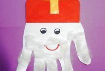Sinterklaas knutsels