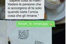 stati di whatsapp