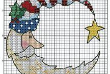 Cross Stitch/Plastic Canvas / by Kelly Harris