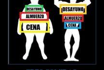 Gym & Diet  / ¡A ponerse en forma!