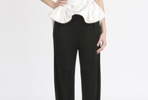 Black n White / by Cinched Waist