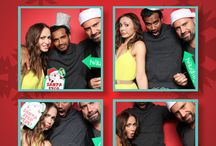 HSN More Merry 2015 Event / NYC Photo Booth