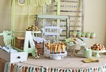 Baby Shower Ideas / by Abbie Cobb