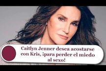 Caitlyn Jenner desea acostarse con Kris, ¡para perder el miedo al sexo!