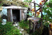Fairy Gardens / by Eunice Creswell