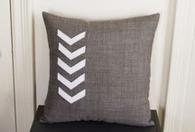 Pillows / by HevVin Designs