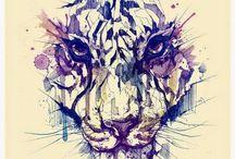 Τατουάζ τίγρης