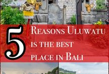 Bali / All about Bali's attractions, adventures, culture, food, and accommodations.