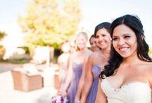 Bridesmaids and groomsmen stuff