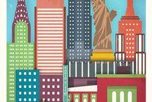 Städte: New York / Tipps für Städtereisen NY (von Katrin Altenhein u.a.)