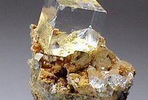 Gems, minerals, stones