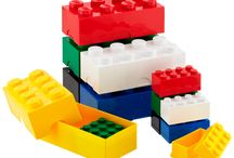 LEGO® Party / Lego party inspiration! • Products: http://www.chickabug.com/shop-by-theme/building-bricks-party / by Chickabug