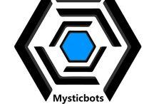 Mysticbots Logo / #Mysticbots Logo