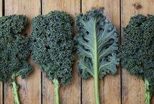 Ingredient: Kale..
