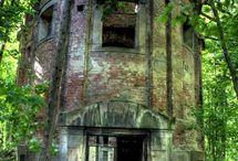tajemné stavby