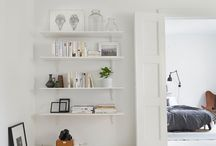Scandinavian Style / My beloved Swedish gran may not have seen decor like this in her day, but in my era, modern Scandinavian design is all about simple, light minimalism with a hint of quirkiness that I adore.