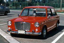 USA / MG Sports Sedan (1100 & 1300), MG Princess (Vanden Plas Princess 1100), Austin America.