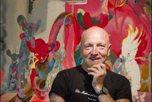 Výstava Michael Rittstein / Orba je třeba / pohľad na výstavu Michaela Rittsteina v GMAB v termíne 25.09. - 1.11.2015