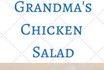 Chicken / Salad