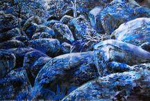 Marina Le Gall- Peintures