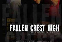 Fallen Crest High (Fallen Crest Series, #1)
