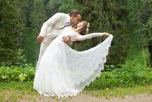 Платья свадебные вязаные
