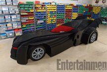 Life-Size LEGO Creations