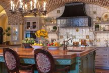 Mediterranean Kitchens Design