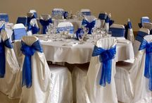 Wedding theme: Blue