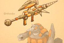 weapon/a/ pokemon GROUND type
