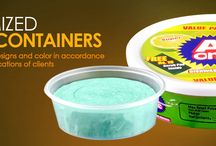Customized Plastic Containers Wholesalers