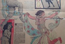 Preservation Restoration -  Newspaper Project 1 / We need your help to repair and preserve this near century old piece of #BalletsRusses #ephemera. Paper restoration is needed for our New Orleans Item January 10, 1915 newspaper article featuring; Tamara #Karsavina, E Hoppe and Leon #Bakst.