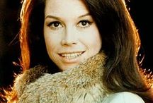 """Mary Tyler Moore / Mary Tyler Moore was always one of my favorite shows.  """"Having a dream is what keeps you alive""""  --MARY TYLER MOORE"""