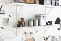 Home office / Office design, decor and organisation