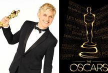 Notte degli Oscar 2014 / Signore e signori, la notte degli Oscar è appena finita e noi vi invitiamo subito a un altro evento! Seguiteci molto attentamente perchè a breve pubblicheremo tutti i migliori outfit, le migliori acconciature, insomma tutte le più belle e affascinanti star direttamente dagli Academy Awards passeranno per questa bacheca. Quindi preparatevi e... STAY CONNECTED!