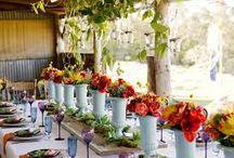 Table Settings / by Amanda Venter