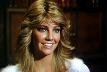 8) Young pretty actress Heather Locklear / Heather Locklear (born September 25, 1961) is an American actress.