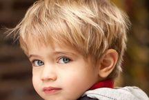 Barn hår