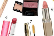 Makeup and nails / Makeup,hair and nails