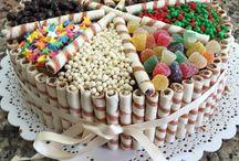 postres tortas