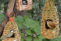 Birds, Birdhouses & Nests