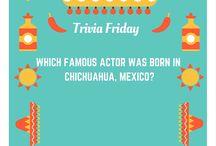 Trivia Friday / Friday is Trivia Day!
