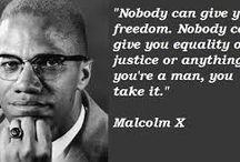 Malcom X Quotes