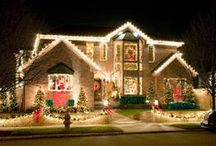 LED Holiday Lights / Some of the brightest and most colorful holiday light displays, that are also energy efficient. / by Xcel Energy