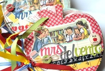 Mini Albums and Project Life / by Carrie Clatworthy
