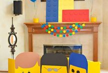Lego Movie Christmas Decorations / Christmas decorations for the theme Lego Movie