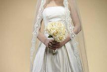 Veils / Wedding bridal veils